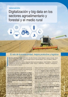 Digitalización y big data en los sectores agroalimentario y forestal y el medio rural